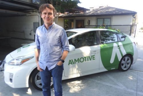 AImotive demos self-driving car on Silicon Valley's busiest freeway