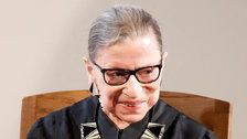 Ruth Bader Ginsburg Returns To Work At The Supreme Court
