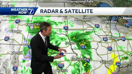Chicago AccuWeather: Storms, heavy rain likely overnight