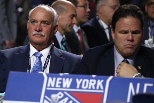 Things are unusually quiet around Rangers as NHL trade deadline looms