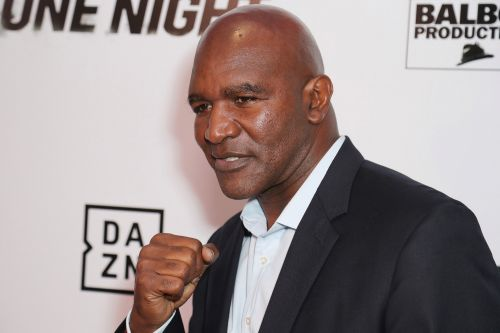 Evander Holyfield set for boxing return - but not against Mike Tyson