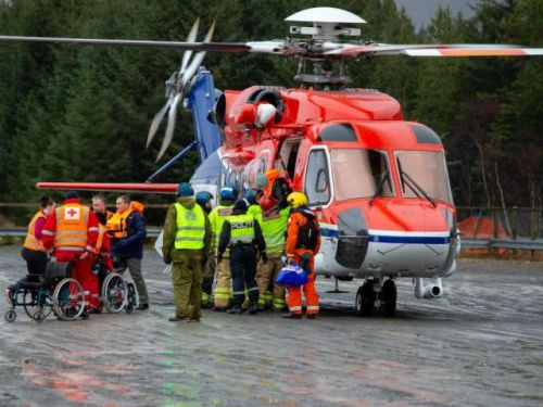 15 Canadians were on the evacuated cruise ship in Norway and one was injured