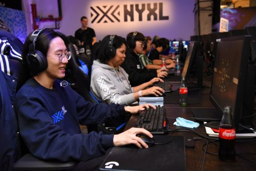 New York City's first official esports team hosted a Brooklyn pop-up shop with celebrity appearances and tons of video games, and fans couldn't get enough of it
