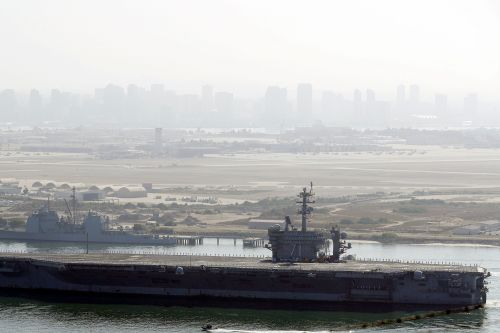 Embattled USS Theodore Roosevelt returns to US after COVID-19 outbreak