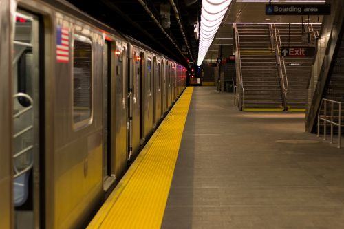 Woman hit by subway train on Upper East Side
