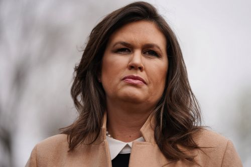 Sarah Huckabee Sanders admitted she misled public about why Trump fired Comey