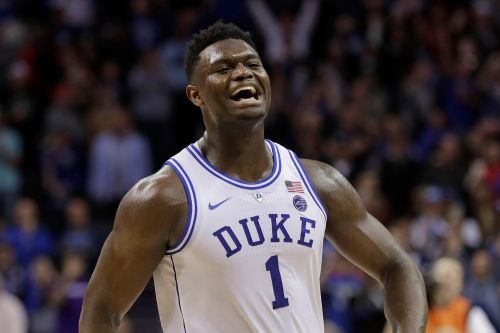 Zion Williamson spectacle making CBS scramble for a camera