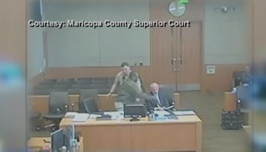 Attorney caught on camera being sucker-punched by his own client