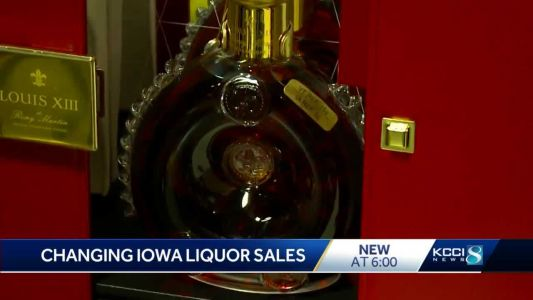 KCCI Investigates what kind of alcohol Iowans are buying, why it matters