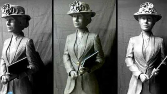 Kentucky Capitol's first statue of woman will finally be unveiled in 2021