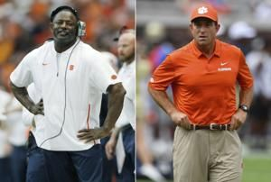 Syracuse extends contract of football coach Dino Babers