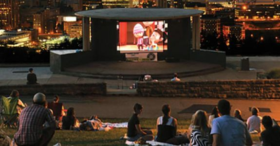Free summer movies! Here's the schedule for outdoor screenings at Pittsburgh parks