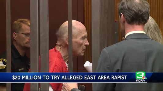 Here's why the East Area Rapist trial could cost millions