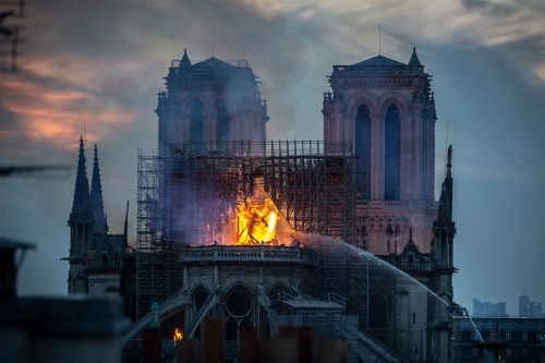 Notre Dame rector says 'computer glitch' likely started cathedral fire