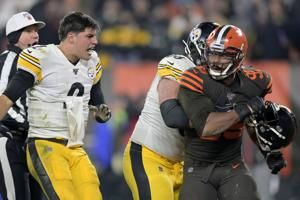 Police not pursuing charges against Browns' Myles Garrett