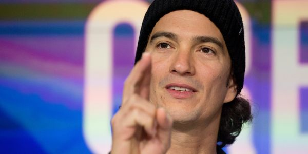 NYU professor calls WeWork 'WeWTF', says any Wall Street analyst who believes it's worth over $10 billion is 'lying, stupid, or both.'