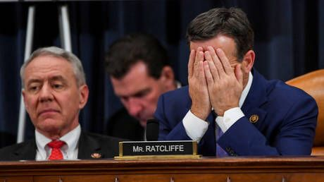 Second time's a charm? Trump nominates Texas congressman Ratcliffe as DNI chief AGAIN