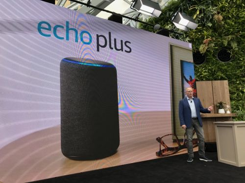 Amazon just unveiled a brand-new $150 Echo Plus