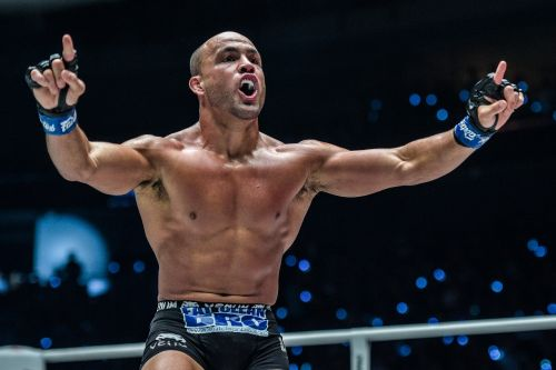 Eddie Alvarez wasn't sure he could fight again after eye injuries in ONE Championship debut