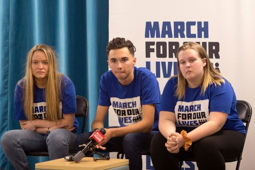 Parkland student activists unveil gun violence prevention plan