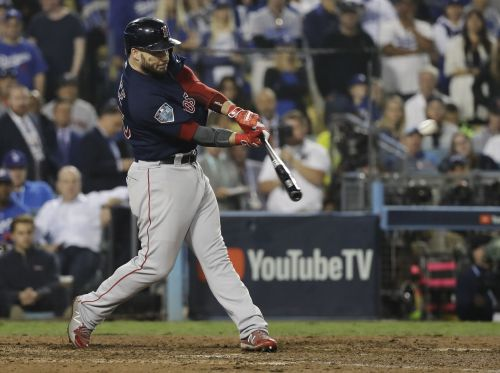 Red Sox sign Steve Pearce to one-year deal