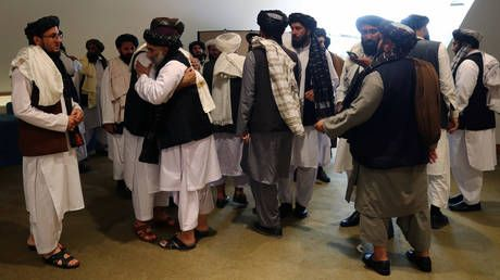 US military launch airstrikes against Taliban as Afghanistan ceasefire ends