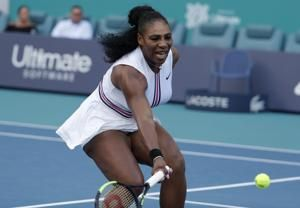 Serena Williams withdraws from Miami Open due to knee injury