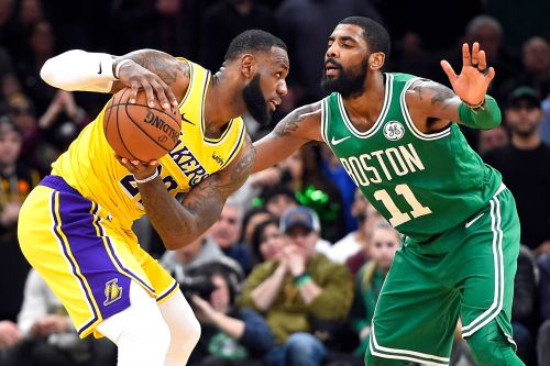 LeBron James steps up Kyrie Irving recruitment in bold Instagram move