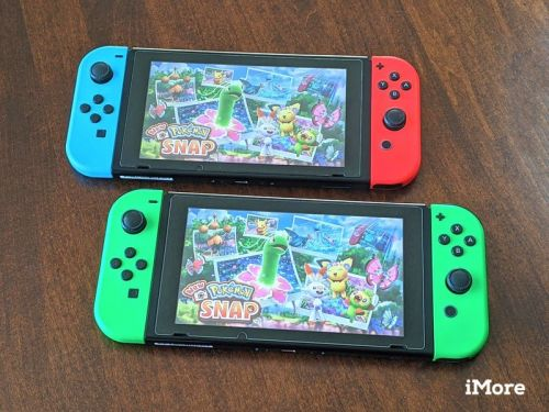 Here's how to share Switch games between two consoles