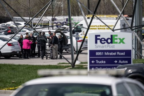 FBI interviewed FedEx mass shooter last year after mother warned of 'suicide by cop' intentions
