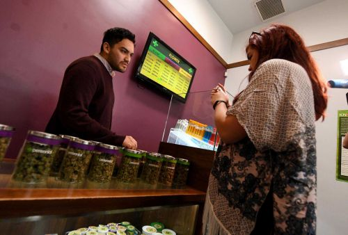 Legal cannabis sales could hit $15 billion globally this year