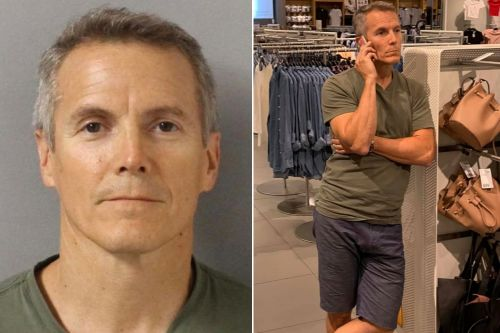 Church leader busted for snapping photos of woman in changing room