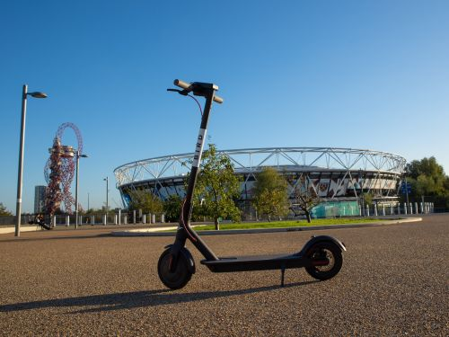 Electric scooter hire is coming to the UK under a deal struck by $2 billion startup Bird
