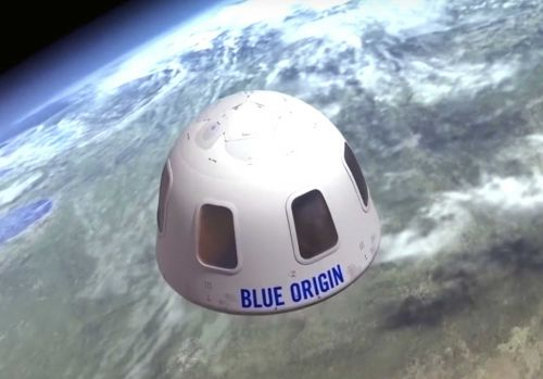Winning bid to fly in space with Jeff Bezos was $28 million