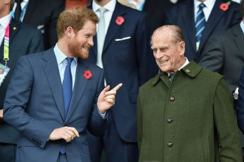 Prince Harry remembers Prince Philip as a 'master of the barbecue'