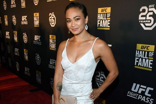 Michelle Waterson still wants to fight Carla Esparza, hopes UFC events return soon