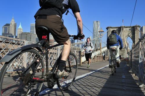 Fewer New Yorkers are cycling: city report