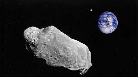 NASA asteroid warning: Not one but TWO huge space rocks to hurtle past Earth today