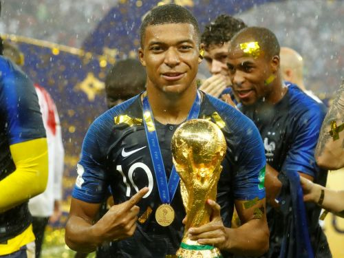 France's 19-year-old wonderkid is donating his World Cup winnings to charity - and the total could be more than $500,000