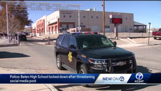 Parents fear the worst after Snapchat threat prompts school lockdown
