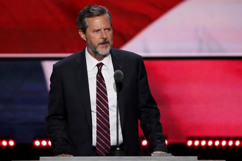 Jerry Falwell Jr. says warrants are out for 2 journalists after critical stories on coronavirus decision