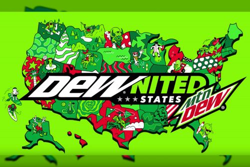 Mountain Dew mistakes Michigan's Upper Peninsula as part of Wisconsin