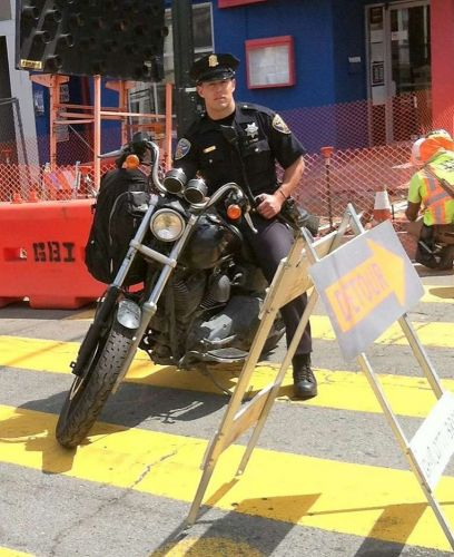 'Hot Cop of the Castro' found guilty of hit-and-run