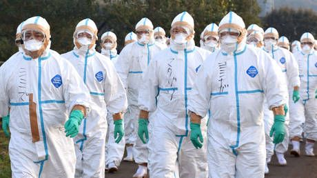 Cycle of panic & death: Humankind totally not ready for global pandemic, emergency preparedness group warns