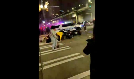 Police Defend Tacoma Cop Shown On Video Driving Over People At 'Street Race'