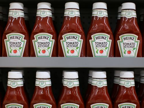 Every bottle of Heinz ketchup boasts about its '57 varieties' - but it doesn't really mean anything