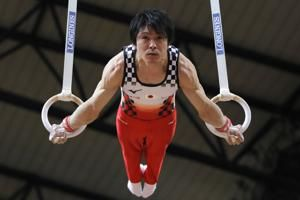 Uchimura positive for COVID-19 just a week before key meet