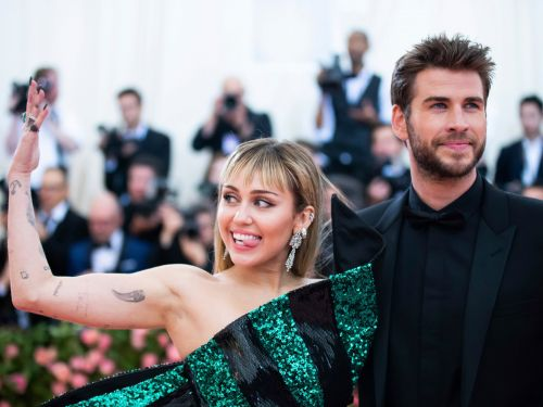 Miley Cyrus said she's 'still very sexually attracted to women' even though she's in a 'hetero' marriage