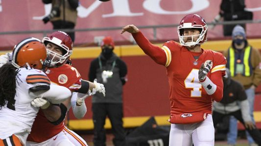 Henne's Heroics: Backup QBs playing key role in NFL playoffs