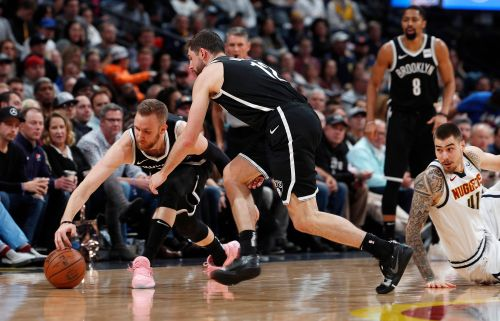 Second-half swoon extends Nets' misery